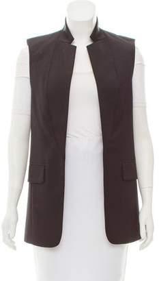 Alexander Wang Longline Wool Vest