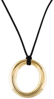 Tiffany & Co. 18K Sevillana Pendant Necklace