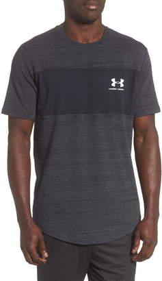 Under Armour Siphon Colorblock Performance T-Shirt