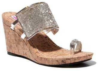Two Lips Milo Wedge Sandal