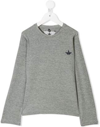 Macchia J logo embroidered T-shirt