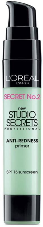 L'Oreal Studio Secrets Professional Color Correcting Primer
