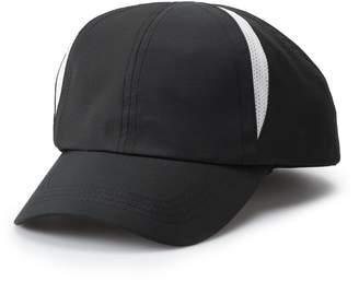 Fila Sport Women's SPORT Mesh Insert Baseball Cap with Ponytail Back