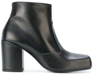 Aalto classic chunky heel boots