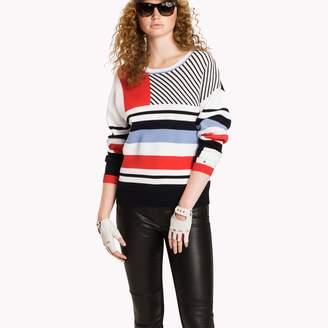 Tommy Hilfiger Racing Stripe Sweater