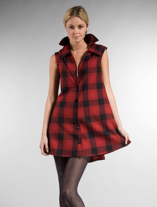 Rojas Doll Sweater Hoodie Dress