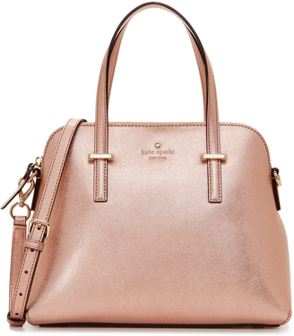 Kate Spade New York Maise Dome Satchel $298 thestylecure.com