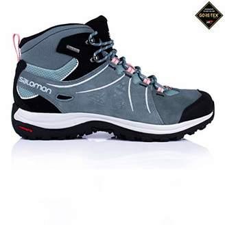 Salomon Women's ELLIPSE 2 GTX MID LTR W, Hiking and Multipurpose Shoes, Waterproof