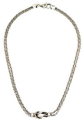 Tiffany & Co. Love Knot Necklace