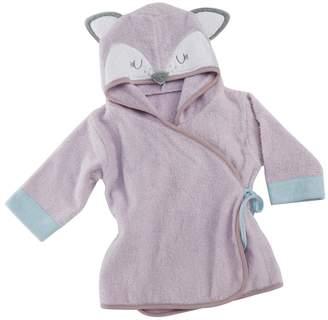 Baby Aspen Forest Friends Fancy Fox Hooded Spa Robe