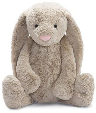 Infant Jellycat 'Large Bashful Bunny' Stuffed Animal $32.50 thestylecure.com