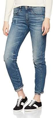 G Star Women's Arc 3D Low Boyfriend Jeans in Tobe Denim