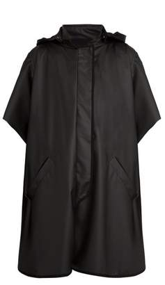 Charli Cohen - Sansai Oversized Hooded Performance Jacket - Womens - Black