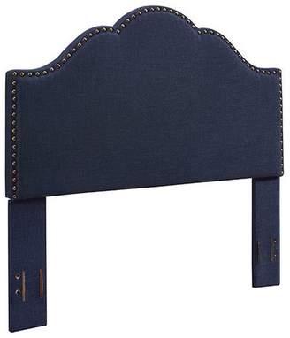 Crosley Furniture Preston Camelback Upholstered King/Cal King Headboard