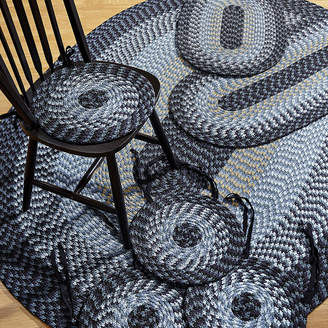 BETTER TRENDS Better Trends Alpine 7-pc. Braided Rug Set