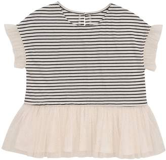 Jessica Simpson Girl's Striped Top