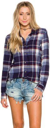 Vans Meridian Flannel Shirt $44.45 thestylecure.com
