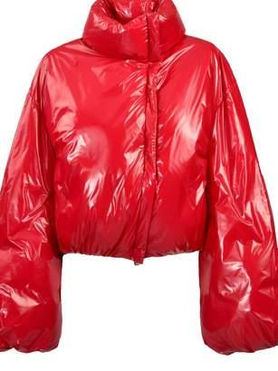 ADD Afterhomework X Cropped Padded Jacket