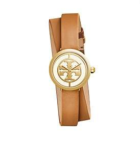 Tory Burch Reva Gold-Tone Watch