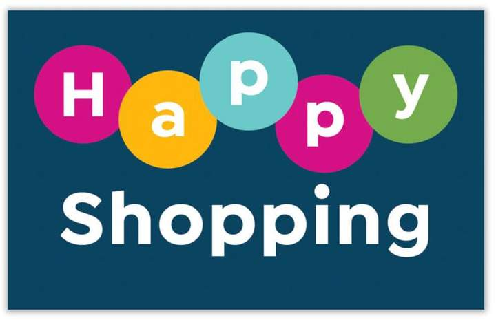Happy Shopping $25.00 HSN Gift Card