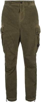 C.P. Company Lens cotton-blend cargo pants