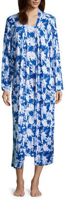 Asstd National Brand Long Sleeve Rayon Kimono Robes