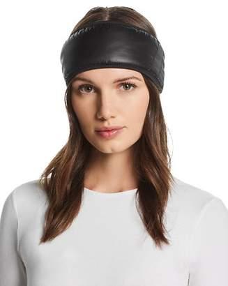 URBAN RESEARCH U/R All Weather Faux Fur-Lined Headband