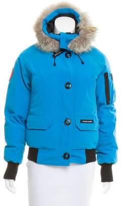 Canada Goose Chilliwack Fur Trimmed Jacket
