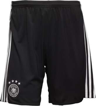 adidas Mens DFB Germany Home Shorts Black/White