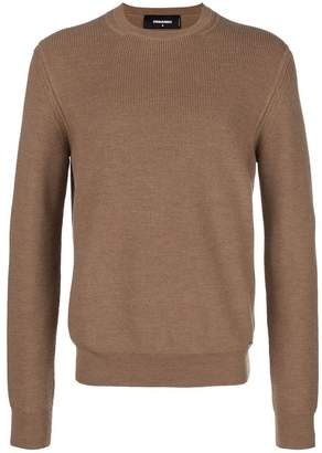 DSQUARED2 ribbed sweater