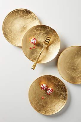 Anthropologie Reign Dessert Plates, Set of 4