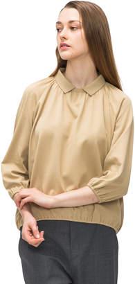 Lacoste (ラコステ) - ボリューム変形ポロシャツ(7分袖)