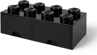 Lego Storage Drawer 8 - Black