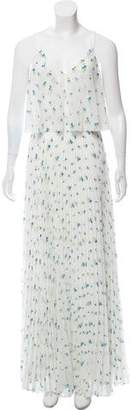 Jason Wu Grey by Maxi Printed Dress w/ Tags