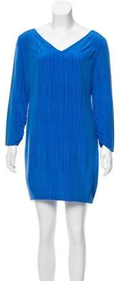 Loeffler Randall Silk Mini Dress
