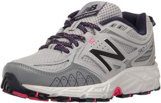 New Balance Women's Cushioning 510V3 Running Shoe Trail Runner