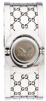 Gucci Twirl Bracelet Watch