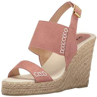 Qupid Women's Knox-01xx Wedge Sandal