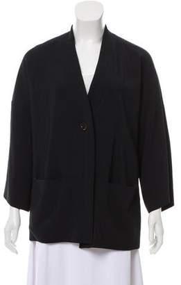 Rosetta Getty Lightweight Long Sleeve Jacket