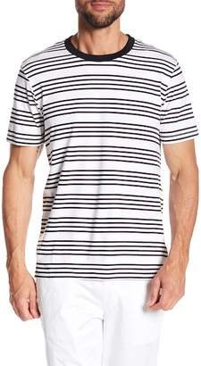 Kenneth Cole New York Stripe Crew Neck Tee
