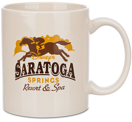 Disney Disney's Saratoga Springs Resort & Spa Mug - Limited Availability