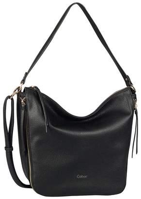 Gabor Black 'Fabia' Shoulder Bag