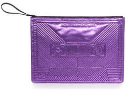 Corto Moltedo Cassette Big Clutch Purple