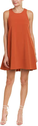 Milly Trapeze Shift Dress
