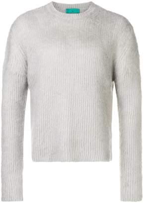 Paura Tevrat brushed sweater