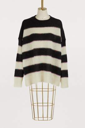 Etoile Isabel Marant Reece mohair and wool sweater