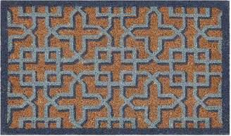 Pottery Barn Shadow Trellis Doormat