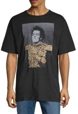Les Benjamins Portrait Graphic T-Shirt