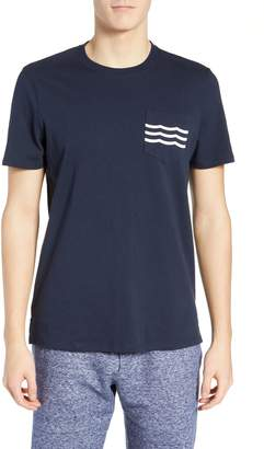 Sol Angeles Waves Pocket T-Shirt