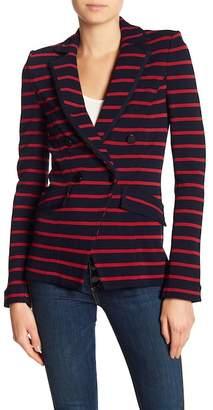 Veronica Beard Fontana Stripe Blazer